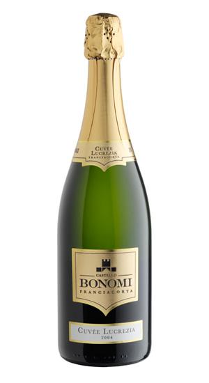 Castello Bonomi: Franciacorta Extra Brut Lucrezia DOCG