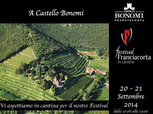 Festival Franciacorta Castello Bonomi 2014