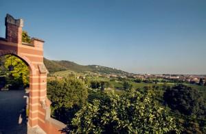 La tenuta Castello Bonomi in Franciacorta
